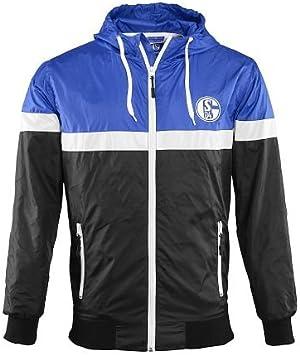 FC Schalke 04 Windbreaker Jacke