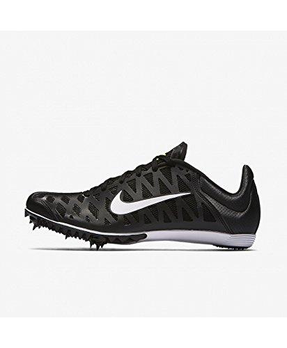 De white black Zapatillas Adulto 46 Negro Eu 4 volt Nike Zoom Maxcat Running 017 Unisex xSFIIfqvw