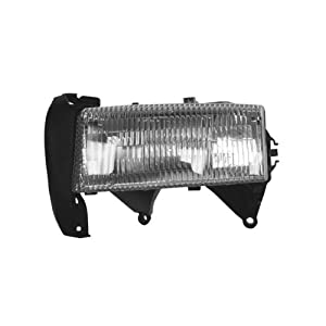 TYC 20-5064-80 Dodge Dakota Driver Side Headlight Assembly