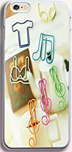Dseason Iphone 6 Case,Fashion printing series,High quality hard plastic material Beautiful notes