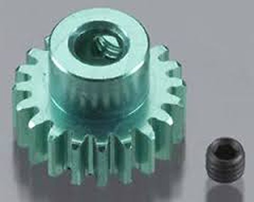 Brushless Pinion (CASTLE CREATIONS 20T 32P 5mm Bore Monster Truck Brushless Motor Pinion Gear)