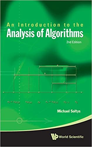 An Introduction to the Analysis of Algorithms 2nd Edition