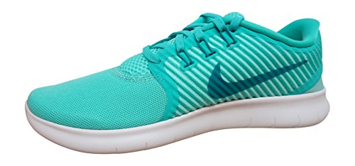 Commuter of Line RN Hyper from Free Finish Green Turq Sneakers Women's turbo Nike Running qgOxtOa