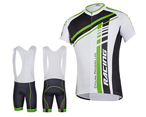 Sponeed Bicycle Bike Jersey Bib shorts Cycling men Jacket Bi