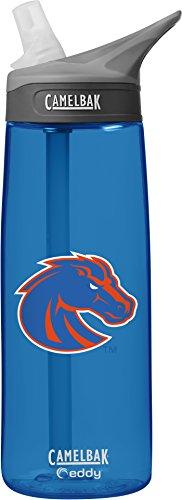 CamelBak NCAA Boise State Broncos Unisex Eddy 75L Collegiate Water Bottle, Oxford, 75 Liter -