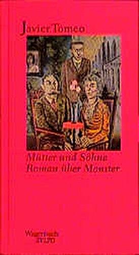 Mütter und Söhne. Roman über Monster. (Wagenbach SALTO)