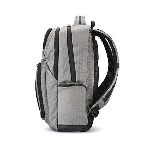 41rh3jxKFqL - Samsonite Tectonic Lifestyle Easy Rider Business Backpack, Steel Grey, One Size