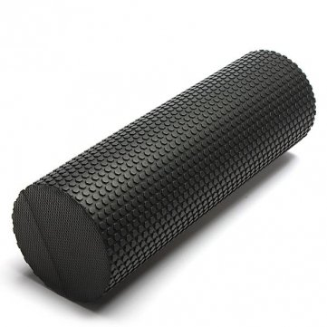 Man Friday 45x14.5cm EVA Yoga Pilates Foam Roller Home Gym Massage Trigger Point