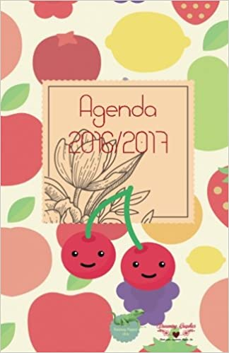Agenda 2016 2017: fruits bn (Spanish Edition): Susana ...