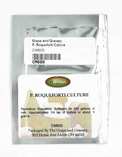 P Roqueforti Culture (1/4 tsp of culture)