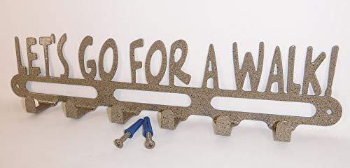 Fabulous Dog Leash Wall Hook Lets Go For A Walk Handmade In Usa Solid Steel Screws Included Spiritservingveterans Wood Chair Design Ideas Spiritservingveteransorg