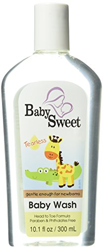 Baby Sweet Wash, 10.1 Fl Oz