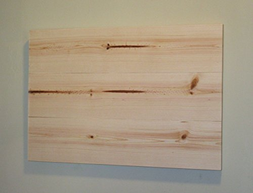 Unfinished Wood Decor (Reclaimed Unfinished Blank Wood Canvas Sign • blank boards• reclaimed wood • 24
