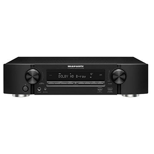 Marantz Stereo (Marantz AV Audio & Video Component Receiver Black (NR1508))