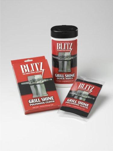 [해외]블리츠 그릴 샤인 폴리싱 천/Blitz Grill Shine Polishing Cloth