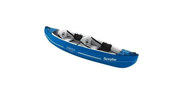 Sevylor sc320 Canyon 2 Person Inflable Kayak: Amazon.es ...