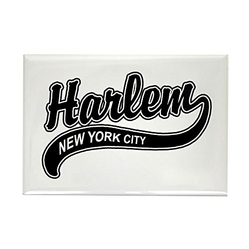 CafePress - Harlem New York City Rectangle Magnet - Rectangle Magnet, 2