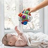 Developmental Bumpy Ball Easy to Grasp Bumps Help