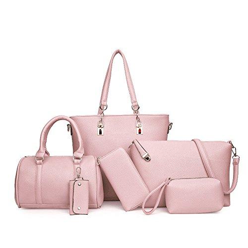 avec Sac Pink Grand Un Sac Femme vfUYxwn5a
