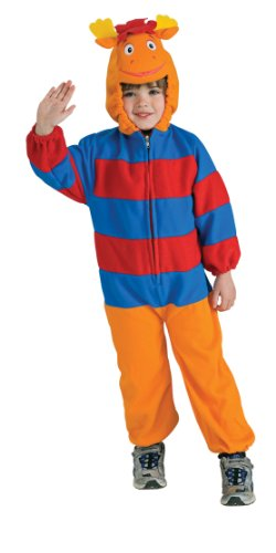 Backyardigans Deluxe Tyrone Child Costume Size Small (The Backyardigans Games Halloween)