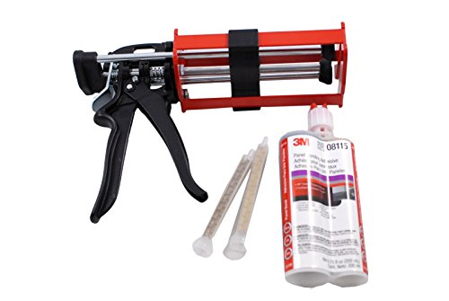 3M 08115 Panel Adhesive & 3M 08571 Manual Applicator Gun