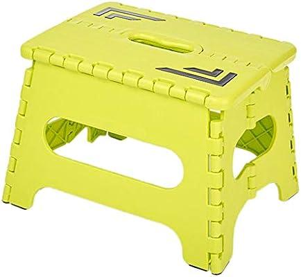 Awe Inspiring Amazon Com B Blesiya Strong Plastic Folding Step Stool 9 Inzonedesignstudio Interior Chair Design Inzonedesignstudiocom