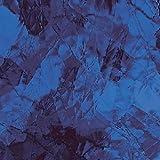 """Spectrum Deep Blue Artique Stained Glass Sheet - 8"""" X 12"""" (.67sf)"""