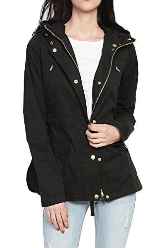 Cotton Anorak Jacket - 1