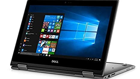 DELL Inspiron 5000 5378 13.3-inch FHD Laptop (7th Gen i3-7100U/4GB/1TB/Windows 10 with Ms Office Home & Student 2016/Integrated Graphics), Grey Laptops at amazon