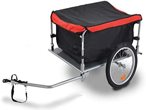 ncx - Carro de Bicicleta para Moto - Remolque para Bicicleta ...