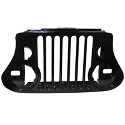 Crown Automotive Grille - Crown Automotive (J5752656) Radiator Grille