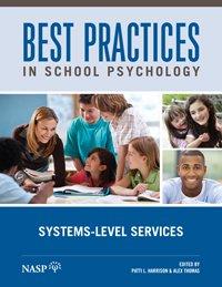 BEST PRACT.IN SCHOOL PSYCH.,SYS.-LEV... ebook