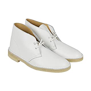 CLARKS [Desert BT BASIC-14964] Premium Crepe Mens Shoes CLARKSWHITE LEATHERM (B01BPPDTGU) | Amazon price tracker / tracking, Amazon price history charts, Amazon price watches, Amazon price drop alerts