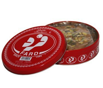 Fard Saffron Brittle,24 oz (1.5 Lb, Sohan Candy) by Fard