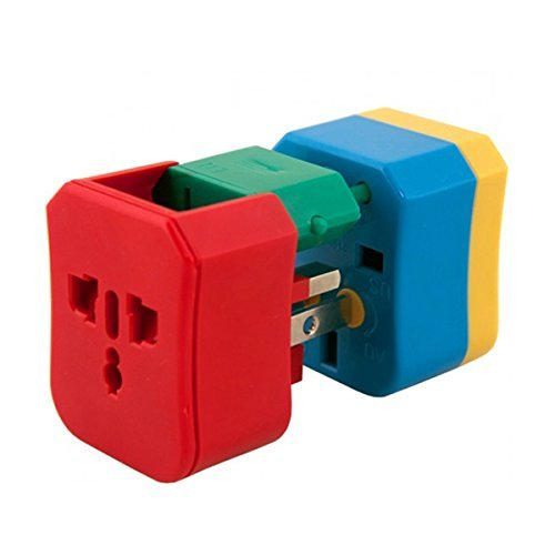 Flight 001 4-In-1 Travel Adapter by Flight 001