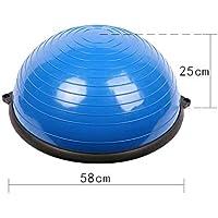 Pelota de Balance Equilibrio para Entrenamiento Tipo Bosu Ball
