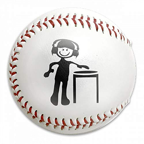 - FFMMdog Custom Disc Jockey Djing Baseball