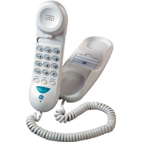 Ge Corded Slimline Telephone - 4