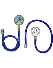 FAVOMOTO 2 Sztuk Blokady Wykrywania Testery Zablokowania Przyrządy Do Pomiaru Ciśnienia Przyrządy Do Pomiaru Ciśnienia