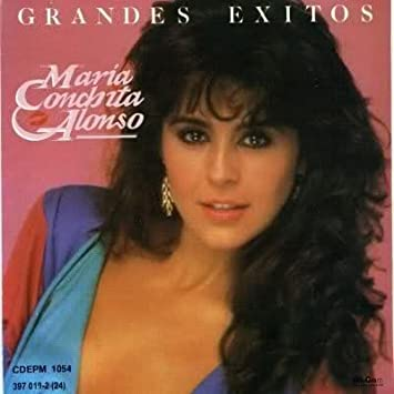 Maria Conchita Alonso miss venezuela