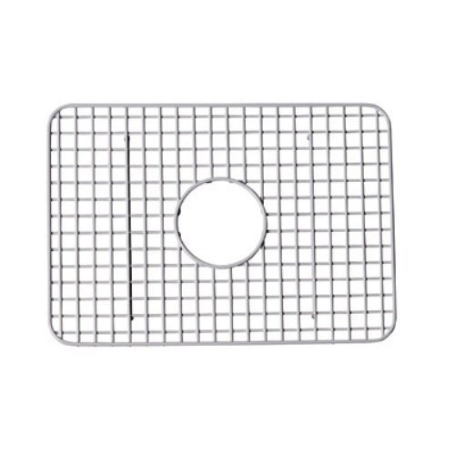 Rohl WSG2418SS 14-9/16-Inch by 20-7/16-Inch Wire Sink Grid for RC2418 Kitchen Sinks in Stainless Steel by Rohl by Rohl