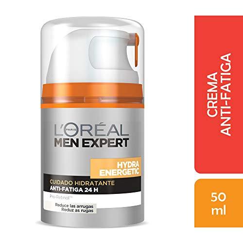 L'Oréal Paris - Men Expert, Crema para hombre, 50 ml (Empaque puede variar)