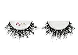 LILLY LASHES 3D Mink Eyelashes in style Miami