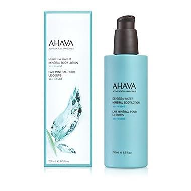 AHAVA Mineral Body Lotion, Sea-Kissed, 8.5 fl. oz.