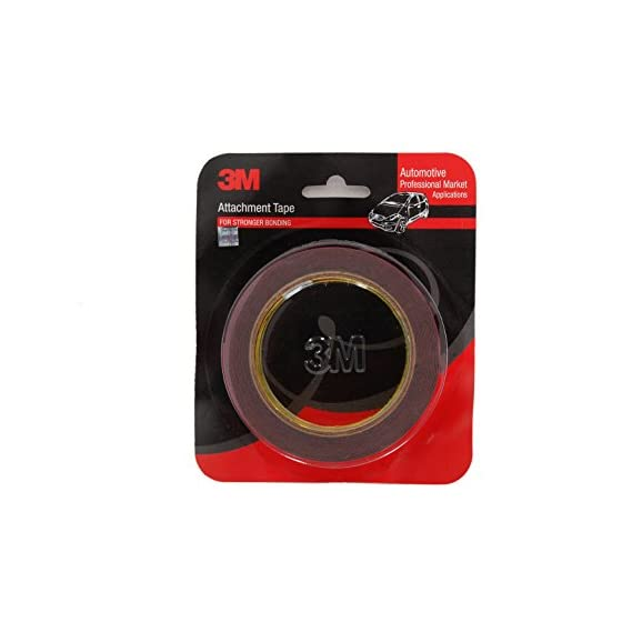 3M IA210135652 Acrylic Foam Tape (Grey with Red Liner)
