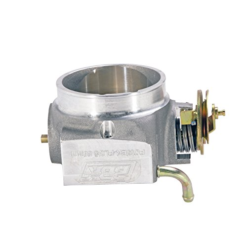 (BBK 1709 80mm Throttle Body - High Flow Power Plus Series GM LS1 Camaro, Firebird, GTO GM Full Size 4.8L, 5.3L, 6.0L)