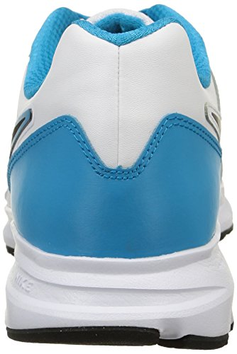 Multicolore white blue Homme Lagoon Nike Black Chaussures 6 Downshifter Lea White de Sport vv70f