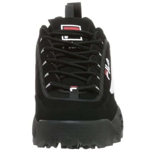 Formatori White Red Leather Black Fila Ii Uomo Disruptor PwOqZZIB
