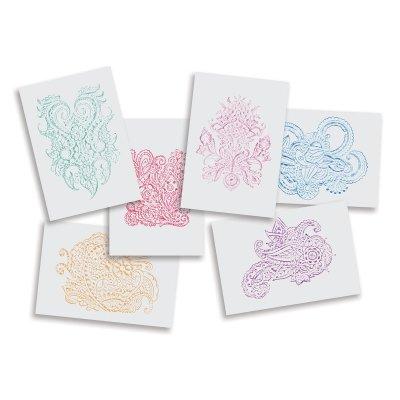 Roylco Henna Rubbing Plates ()
