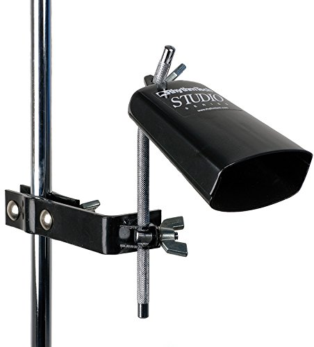 Rhythm Tech RT 3005 M 5 Inch Studio Series Cowbell + DSM2 Mount